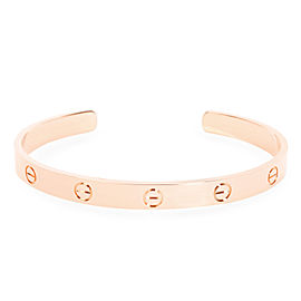 Cartier 18K Rose Gold Bracelet
