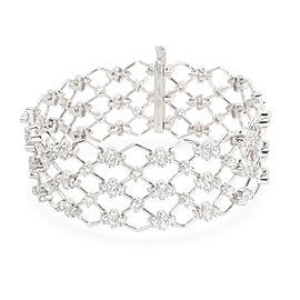 Kwiat 18K White Gold Diamond Bracelet