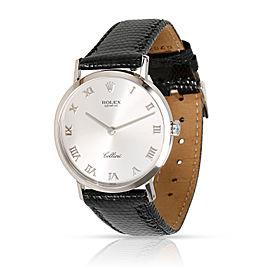 Rolex Cellini 5500 32mm Mens Watch
