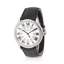 Cartier Solo 2510 36mm Mens Watch