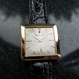 Tiffany & Co. Vintage 31mm Unisex Watch