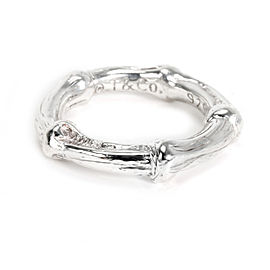 Tiffany & Co. Bamboo Band in Sterling Silver