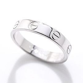 Cartier Mini Love Ring Size 5.75