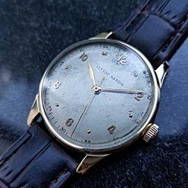 Ulysse Nardin Vintage 36mm Mens Watch