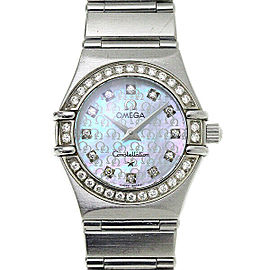 Omega Constellation 28mm Womens Watch