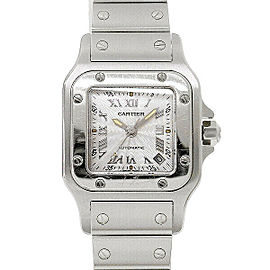 Cartier Santos W20044D6 35mm Womens Watch