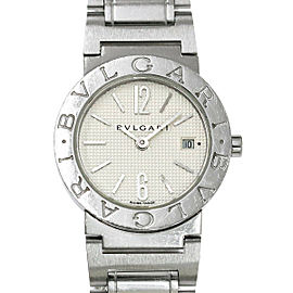 Bulgari Bulgari Bulgari BB26SS 30mm Womens Watch