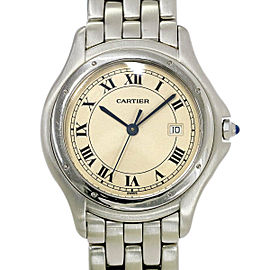 Cartier Panthere Cougar 38mm Unisex Watch