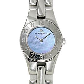 Baume & Mercier Linea 65305 34mm Womens Watch