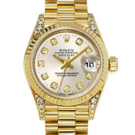 Rolex Datejust 69238G 32mm Womens Watch