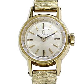 Omega Dress Vintage 23mm Womens Watch