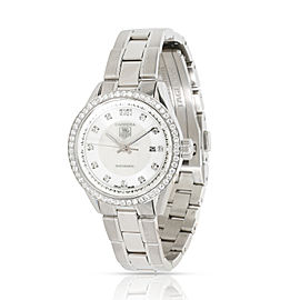 Tag Heuer Carrera WV2413.BA0793 Women's Watch in Stainless Steel