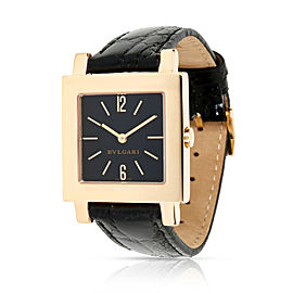 Bulgari Quadritto SQ 29 GL Women's Watch in 18kt Yellow Gold