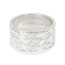 Tiffany & Co. Band in Sterling Silver