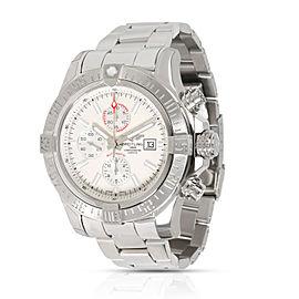 Breitling Super Avenger II A1337111/G779 Men's Watch in Stainless Steel