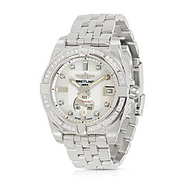 Breitling Galactic 36 A3733053/A717 Unisex Watch in Stainless Steel