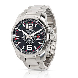Chopard Mille Miglia XL GMT 158514-3001 Men's Watch in Stainless Steel