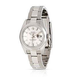 Rolex Datejust 179160 Women's Watch in Stainless Steel
