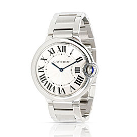 Cartier Ballon Bleu W69011Z4 Men's Watch in Stainless Steel