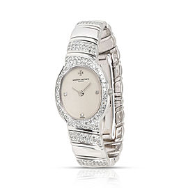 Vacheron Constantin Absolues 27036/PB Women's Watch in 18kt White Gold