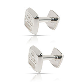 Tiffany & Co. 1837 Cufflinks in Sterling Silver