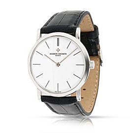 Vacheron Constantin Patrimony 33093/3 Men's Watch in 18kt White Gold