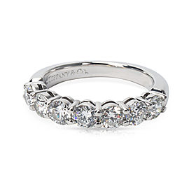 Tiffany & Co. Embrace Diamond Wedding Band in Platinum (0.91 CTW)