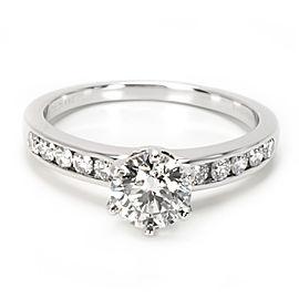 Tiffany & Co. Diamond Engagement Ring (1.06 ct H/VVS1, 1.50 CTW)