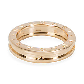 Bvlgari B Zero 1 Ring in 18K Yellow Gold