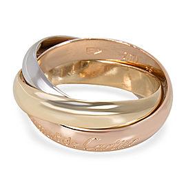 Le Must De Cartier Trinity Ring in 18K Tri-Colored Gold