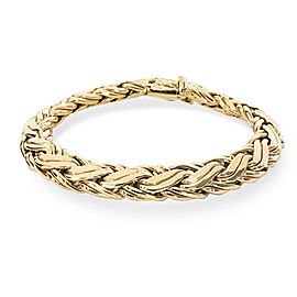 Tiffany & Co. Woven Vintage Bracelet in 14K Yellow Gold