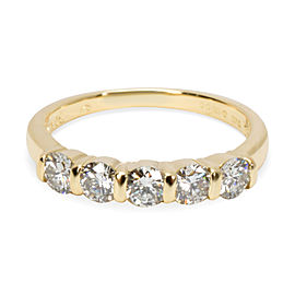 Tiffany & Co. Wedding Band in 18K Yellow Gold 0.55CTW