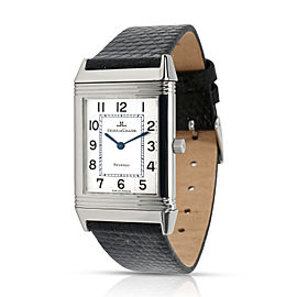 Jaeger-LeCoultre Reverso 250.8.08 Unisex Watch in Stainless Steel
