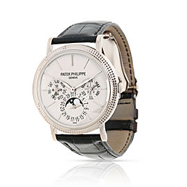 Patek Philippe Perpetual Calendar 5139G-001 Men's Watch in 18kt White Gold