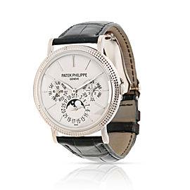 Patek Philippe Perpetual Calendar 5139G-001 Men's Watch in 18kt White Gold