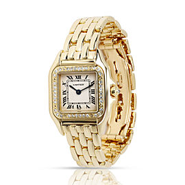 Cartier Panther 22mm Womens Watch