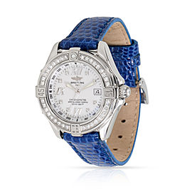 Breitling B Class A6736553/A528 Women's Watch in Stainless Steel