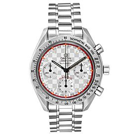 Omega Speedmaster Schumacher Racing Limited Edition Watch 3517.30.00 Card