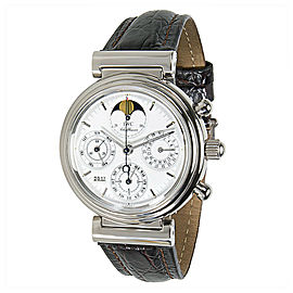 IWC Da Vinci 3750 Mens Watch in 18k White Gold