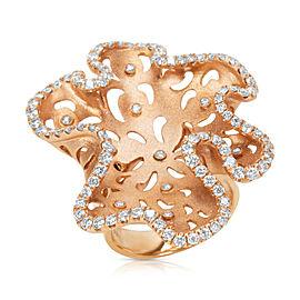 Diamond Fashion Ring in 18K Rose Gold (1.64 CTW)