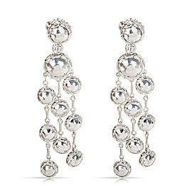 John Hardy Palu Chandelier Earrings in Sterling Silver