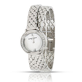 Baume & Mercier Promesse 65811 Women's Watch in Stainless Steel