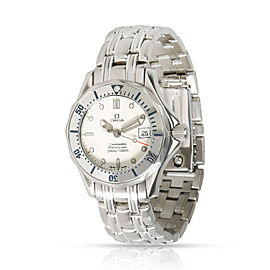 Omega Seamaster 2582.20 Women's Watch in Stainless Steel