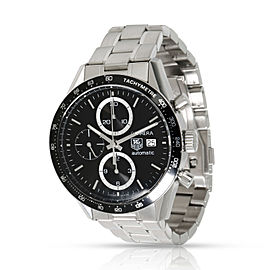 Tag Heuer Carerra CV2010.RA0794 Men's Watch in Stainless Steel