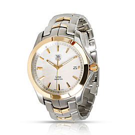 Tag Heuer Link WJF1152.BB0579 Men's Watch in 18kt Stainless Steel/Yellow Gold