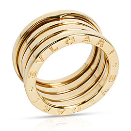 Bulgari B Zero Band in 18K Yellow Gold