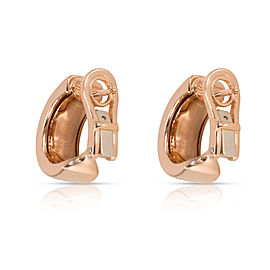 Chopard Chopardissimo Collection Earrings in 18K Rose Gold
