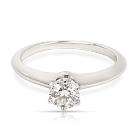 Tiffany & Co. Engagement Ring in Platinum 0.6 CTW