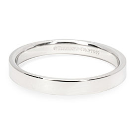 Tiffany & Co. Essential Band in Platinum 3mm