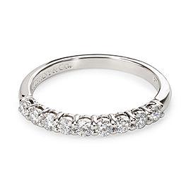 Tiffany & Co. 9 Stone Embrace Band (0.27 CTW)